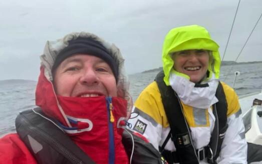 Shorthanded-start i Stavanger