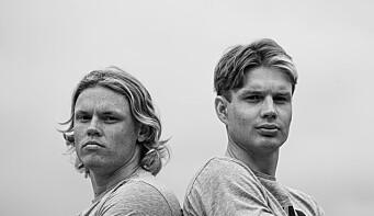 Tomas Mathisen og Jeppe Nilsen