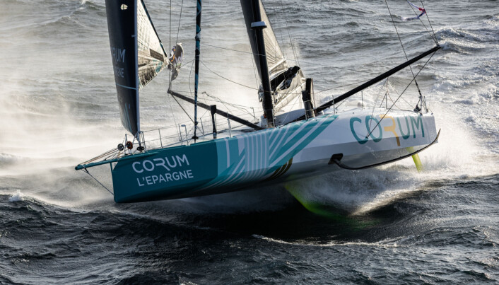 FRANSK: Nicolas Troussel får en ny sjanse til å vise hva båten er god for.