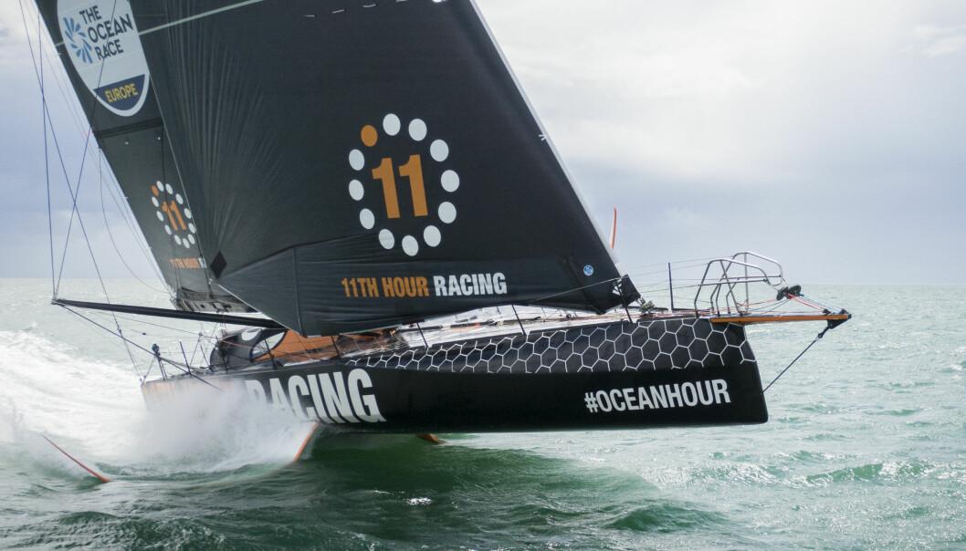 USA: 11th Hour Racing Team er et lag som satser høyt på The Ocean Race.