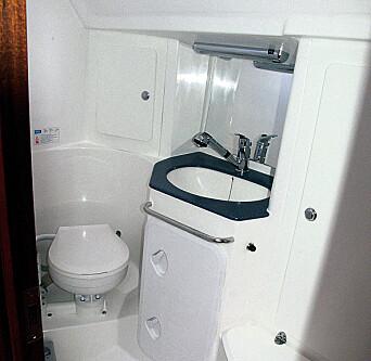 Lyst og trivelig toalett – enkelt renhold