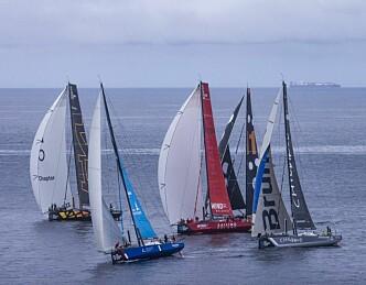 Sekundstrid i The Ocean Race Europe