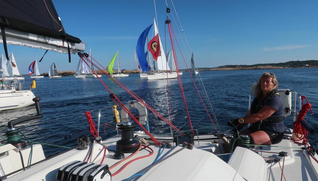 HANKØ: Raymarine TwoStar seiles fra Hankø også i 2021, slik som i 2020.