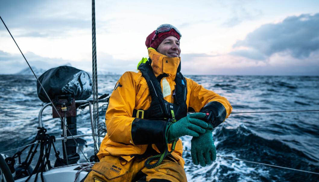 Andreas B. Heide leder ekspedisjonen Arctic Sense 2021.