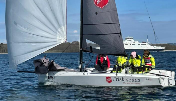 RS 21: Jeløy Folkehøyskole som man vil kunne lære moderne kjølbåtseiling i.
