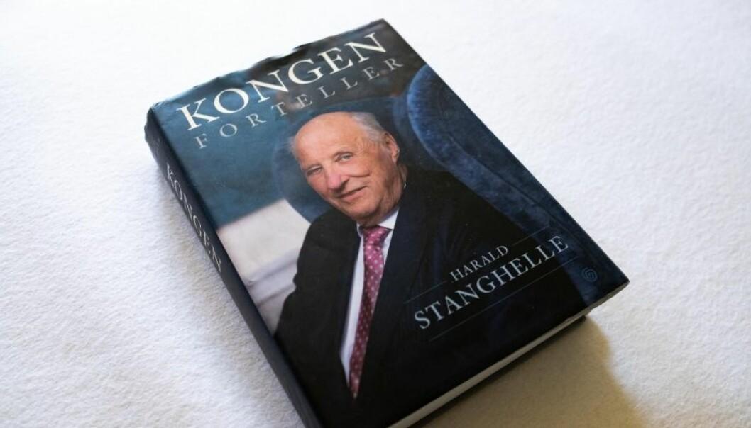 Harald Stanghelle: Kongen forteller