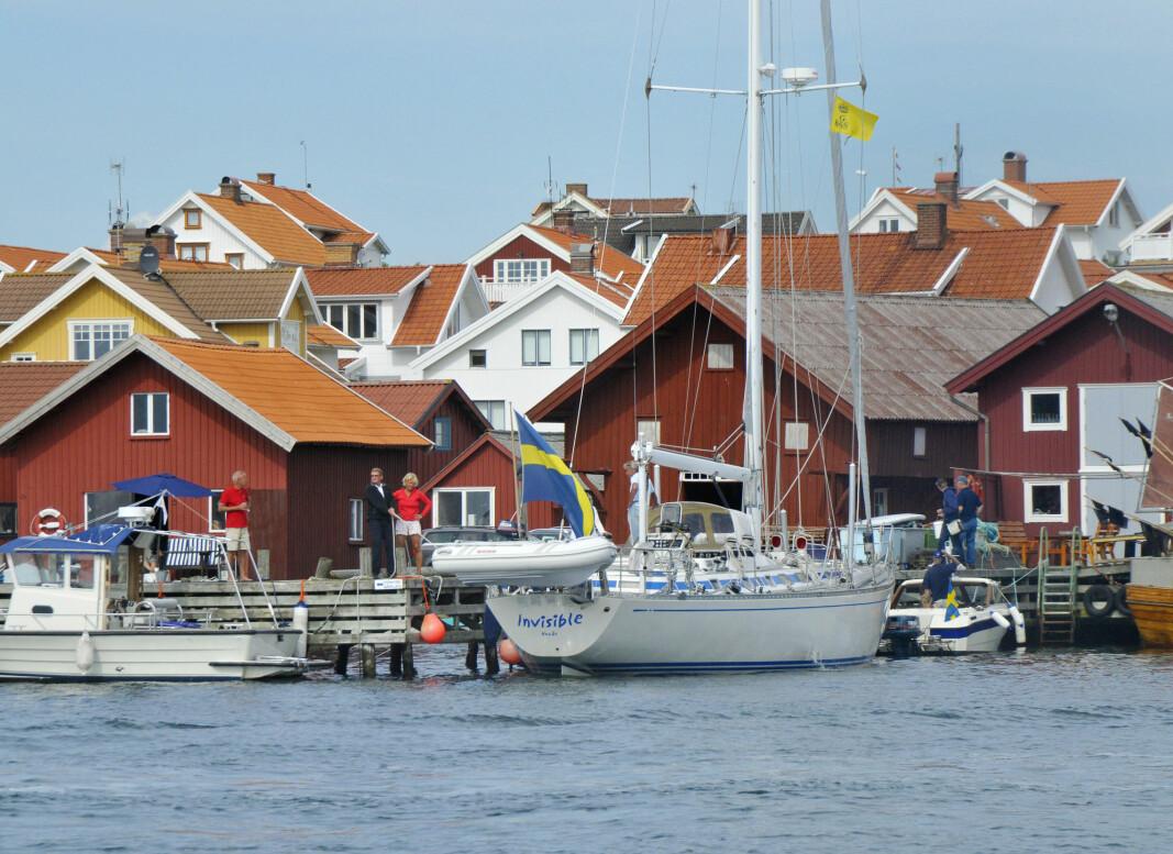 ILLUSTRASJONSBILDE: Å kjøpe båt i utlandet kan gi juridiske utfordringer.