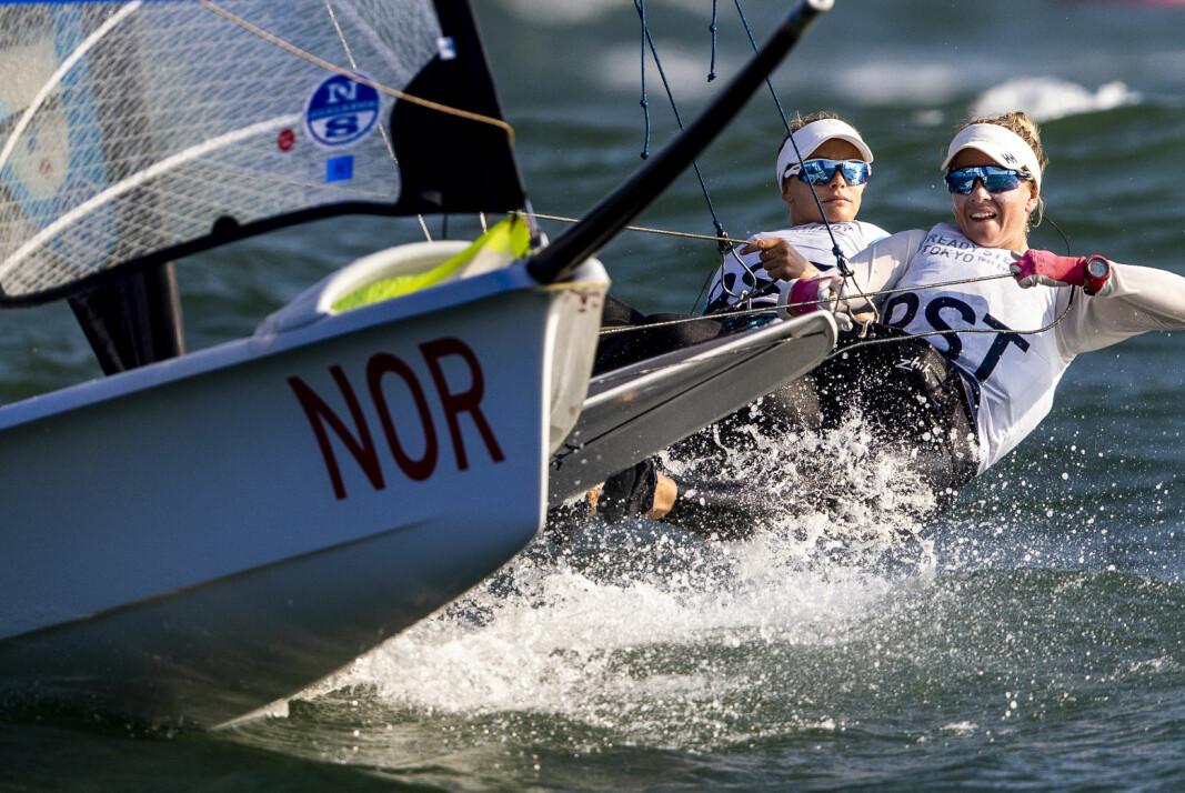 9erFX: Helene Næss og Marie Rønningen,