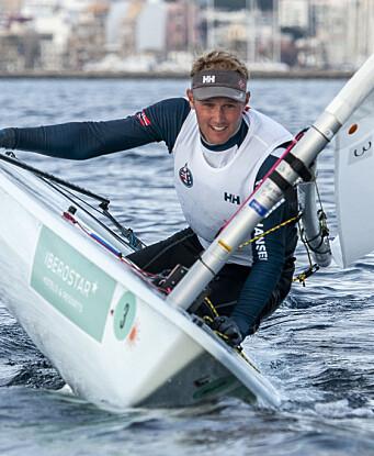 ILCA7: Hermann Tomasgaard,