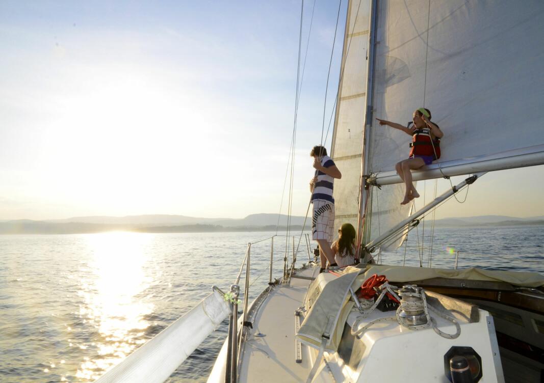 SEILFERIE: Gode opplevelser på sjøen handler om planlegging, orden og kunnskap.