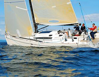 Elan 410 - Prisgunstig kombinasjonsbåt