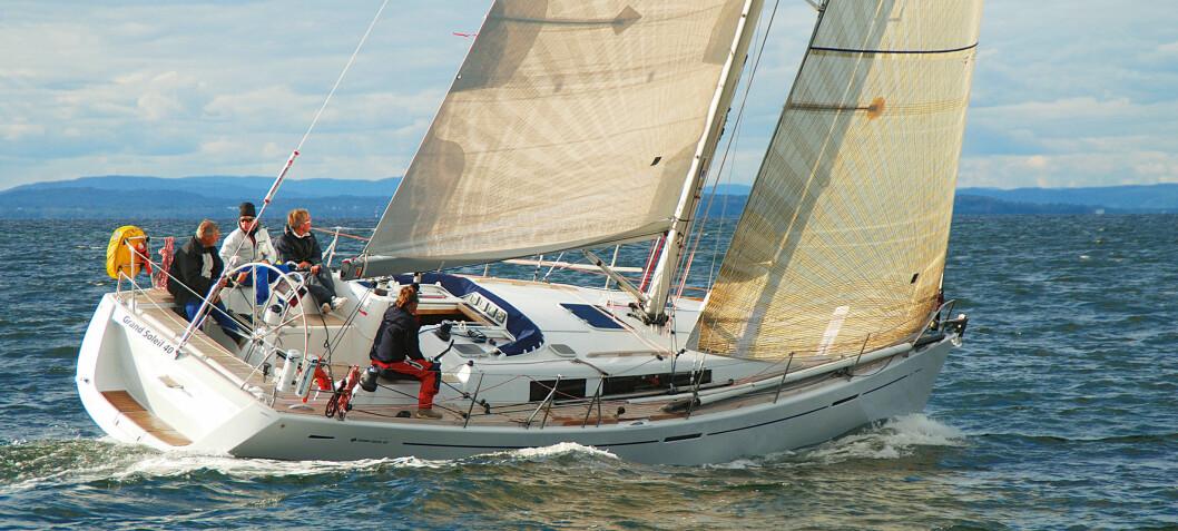 Grand Soleil 40 - IMS racer
