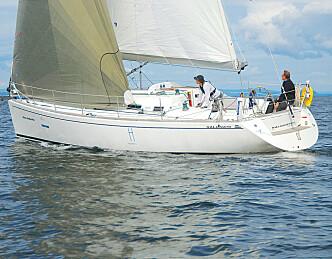 Salona 40 - rask seiler til gunstig pris