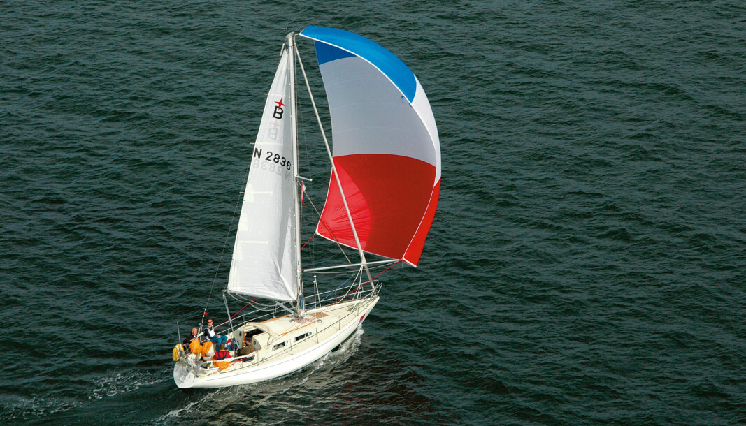 TRYGT: Albin Ballad er både trygg å seile og trygg å kjøpe, tross for at båttypen er over 50 år gammel.