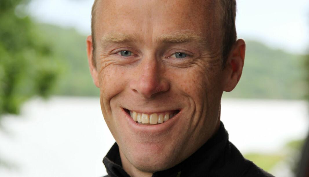 SPORTSSJEF: Eirik Verås Larsen får jobb i Norges Seilforbund.