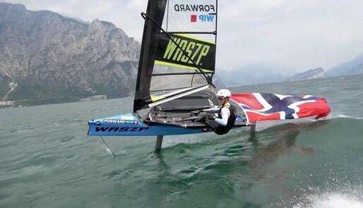 Satser mot SailGP og America's Cup