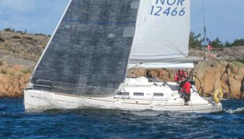 Covid stopper norske Fastner race-seilere