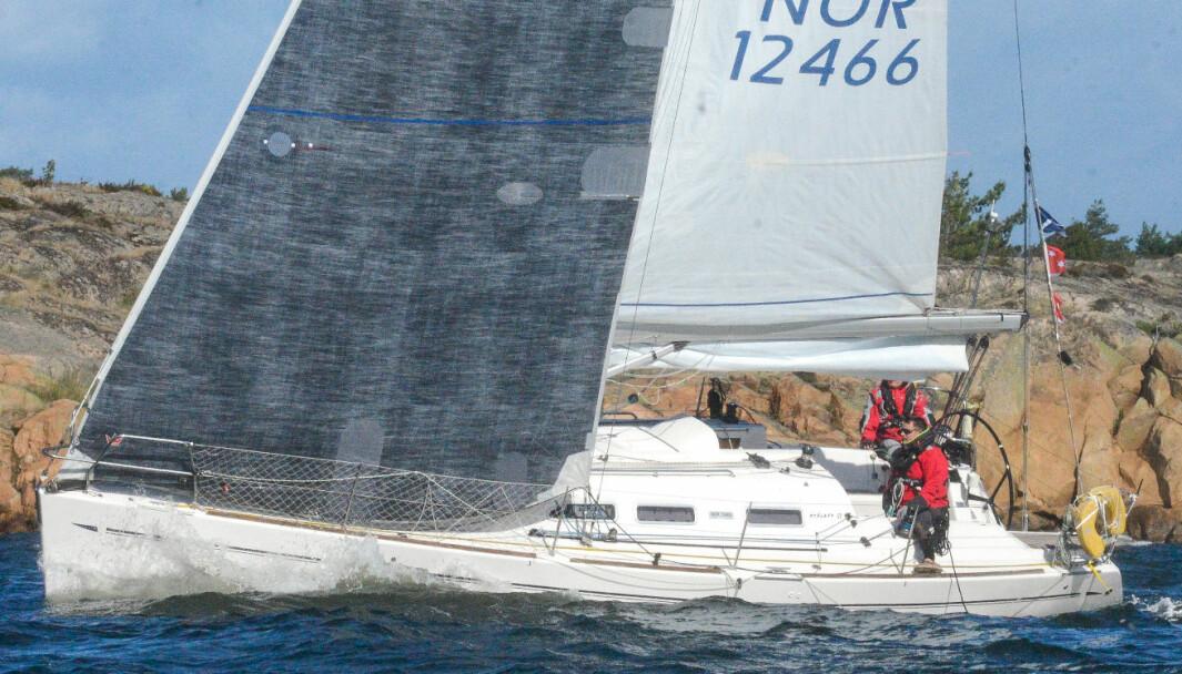PÅMELDT: «Mia Mara» skulle seilt Fastnet Race i sommer, men utsetter til 2023.