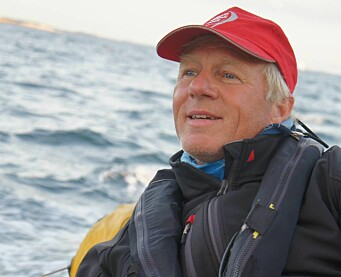 SHORTHANDED: Bjørn Børessen utsetter Fasnet Race til 2023.