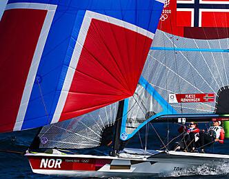 Norges dag i 49erFX