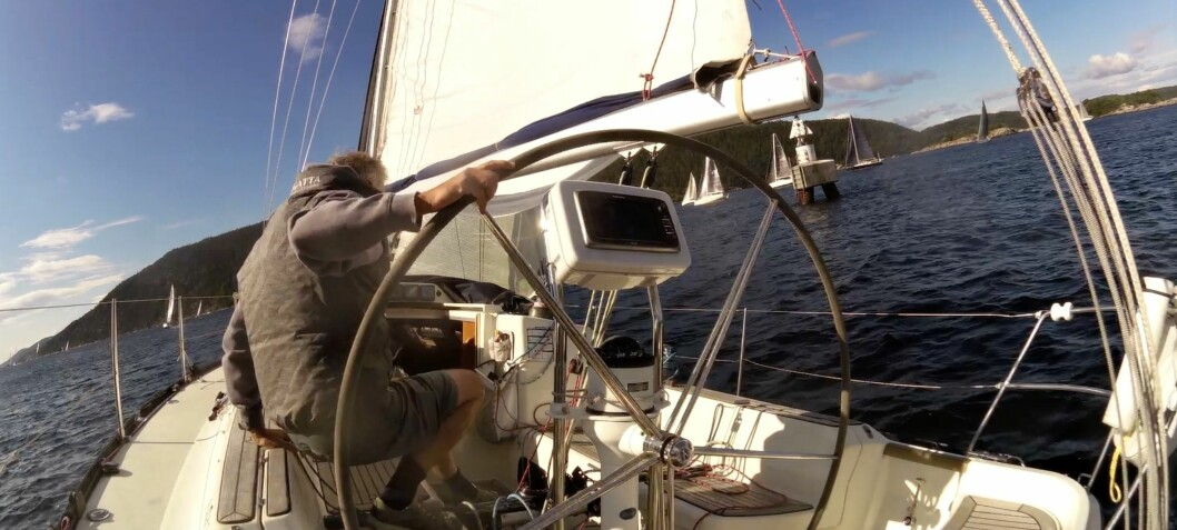 Frisk og rask regatta rundt Asker