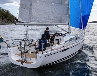 NY: Arcona 385 har verdenspremiere,