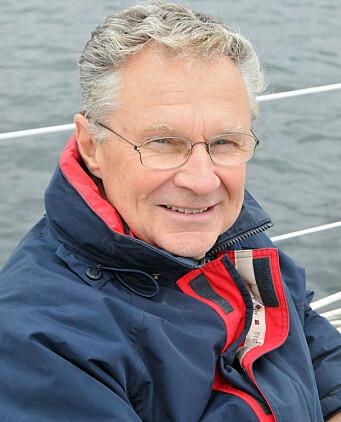SKAPEREN: Nils-Eric Olofsson står bak Scanner 361 linjer.