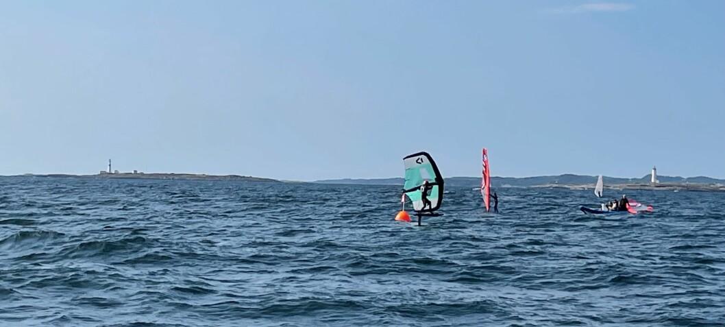 Ny seilgren debuterer i Arendal