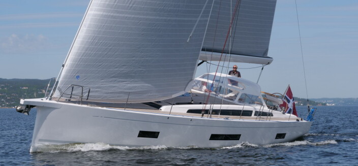 DANMARK: X-Yachts viser nye takter med sin 56-foter som du kan lese mer om i dette bladet.