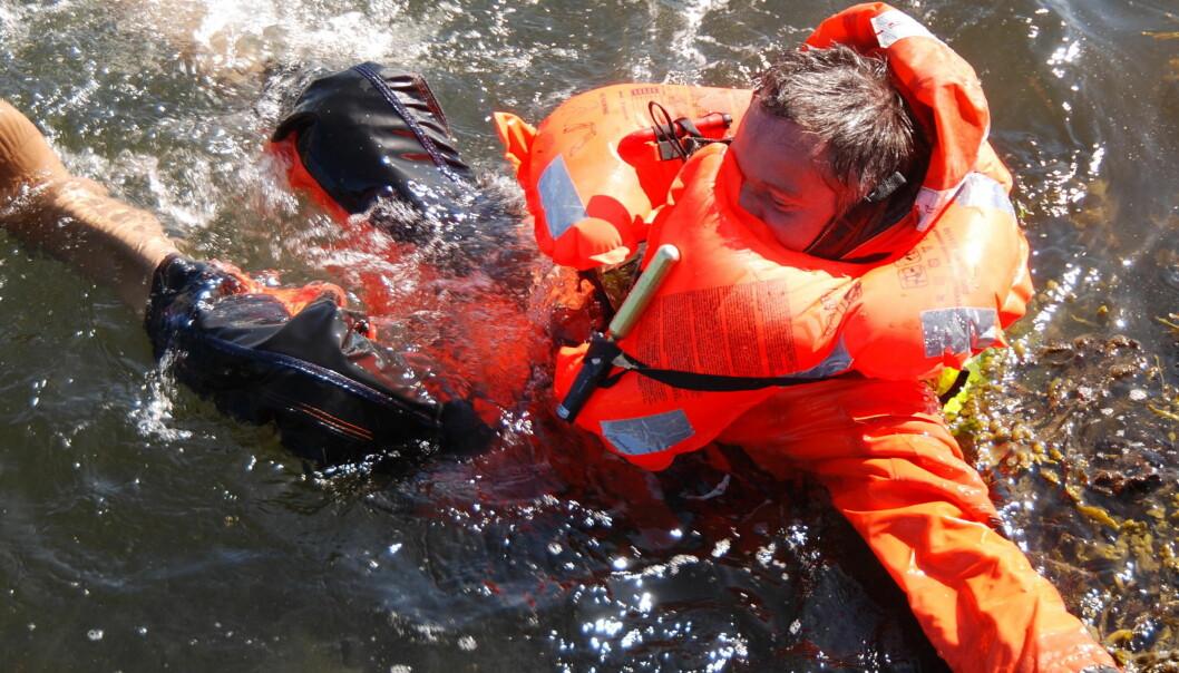 FÆRRE: Hittil i år har færre druknet enn på samme tid i fjor.