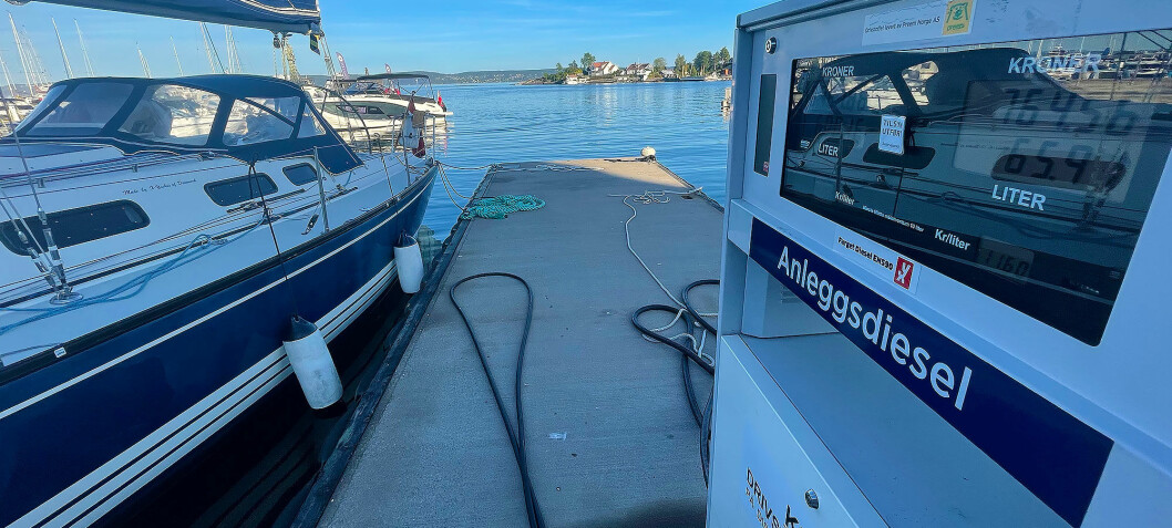 Nå kan det bli avgift på båtdiesel
