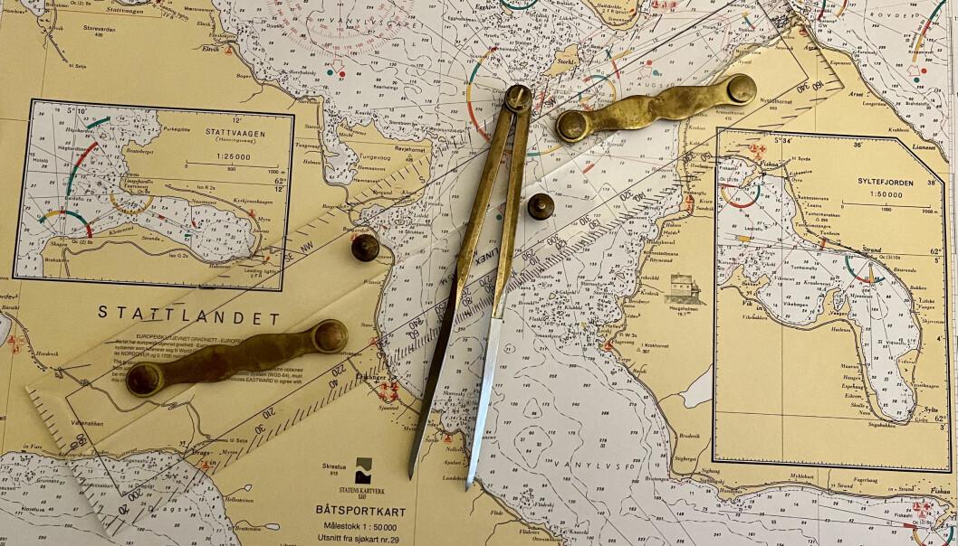 BÅTFØRERPRØVEN: I dag kreves det kun teori for å bestå båtførerprøven.