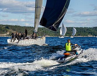 Krf står seilerne nærmest politisk