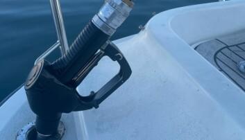 Avgift på avgiftsfri diesel