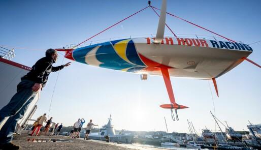 Første IMOCA for The Ocean Race