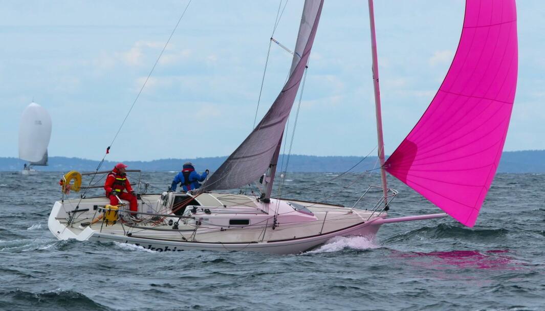 GULL: Yngve og Asbjørn Lyngmo vant den lille klassen.