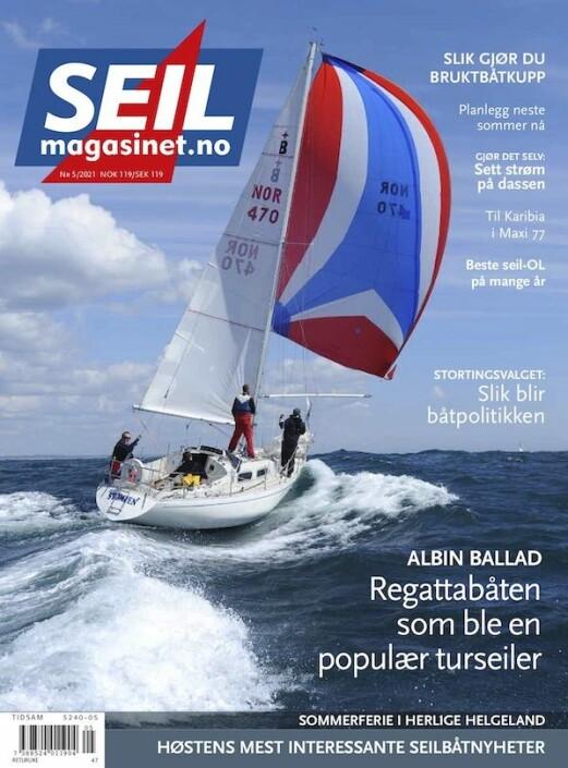 Nytt nummer av SEILmagasinet