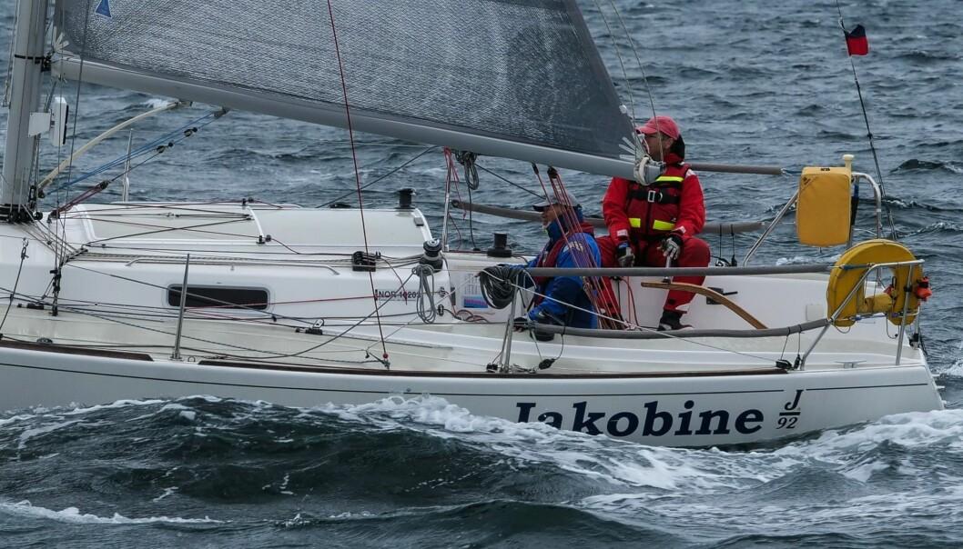 TOPP: Yngve og Asbjørn Lønmo ble norgesmestre i shorthanded i september.