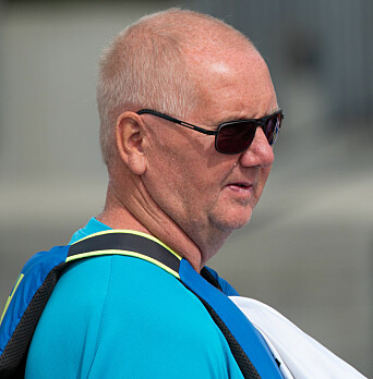 FRODE STAVANG: Frode Stavang er primus motor for ligastevnet i Florø, ved siden av at han selv er deltager.