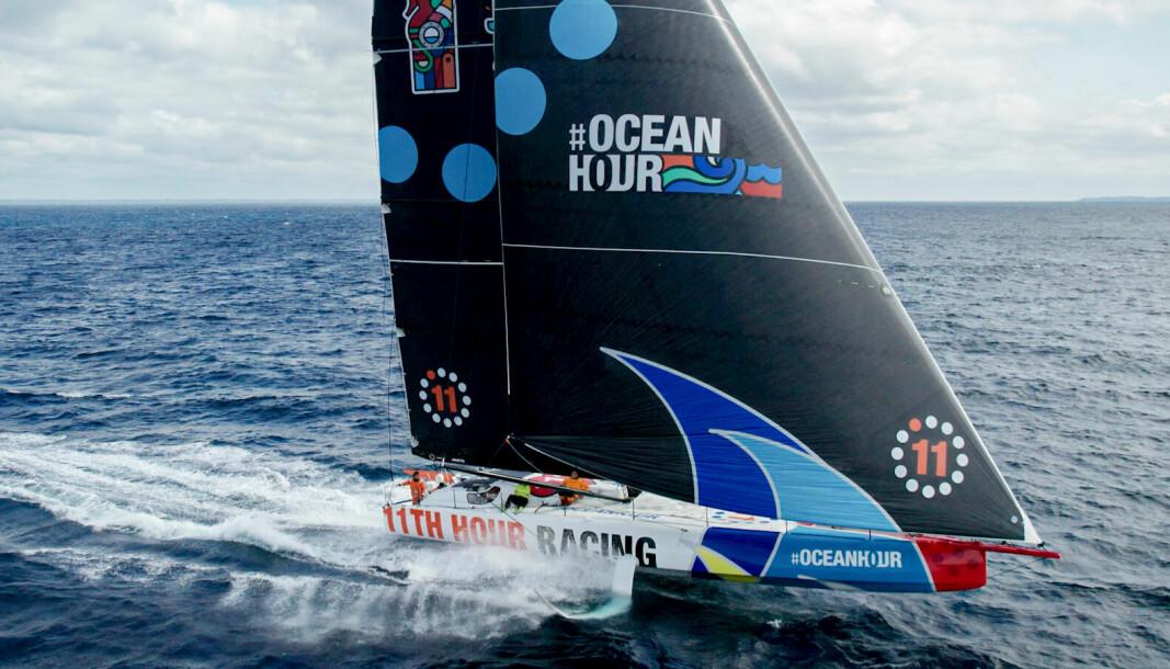 NY: 11th Hour Racing er utviklet for The Ocean Race.