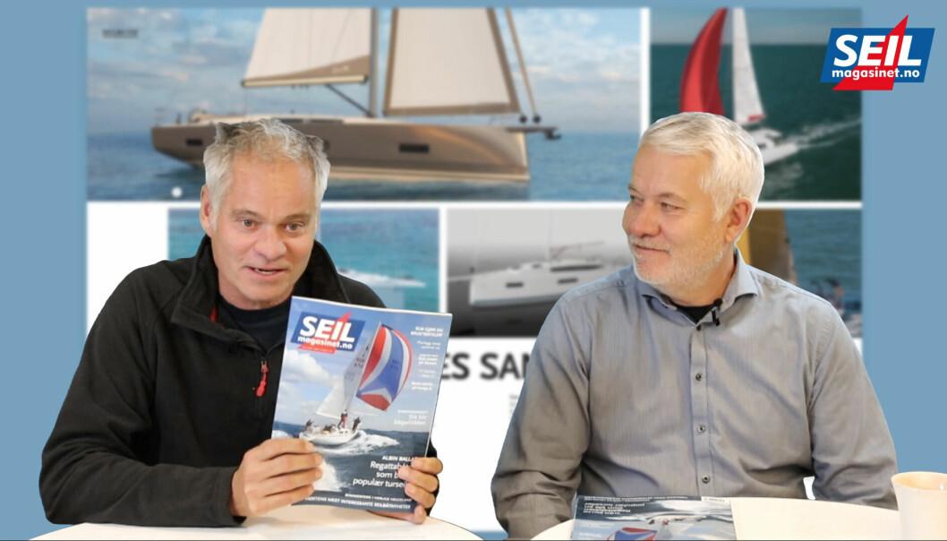 SEILmagasinet5: Nytt blad og ny TV-sending med innhold fra bladet.