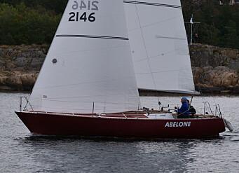 NORSK: «Abelone» er også en ekpremitell halvtonner bygget i Østfold på slutten av 70-tallet.