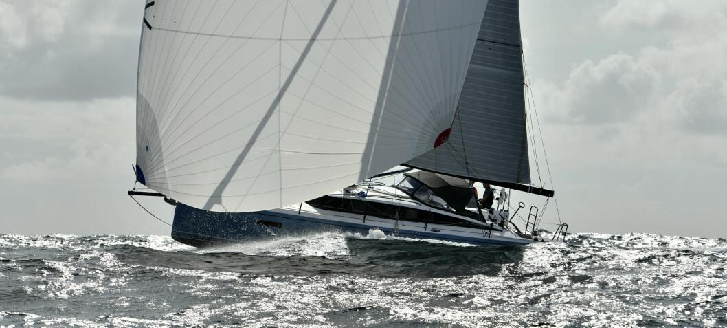 Klart for Årets Båt i Europa testing
