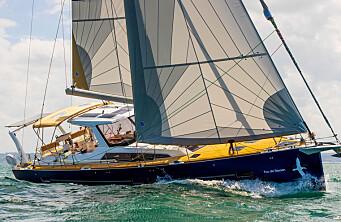 LUKSUS: Allures 51.9 er en drømmebåt for langturseilere.