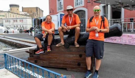 Wathne med ferske inntrykk fra ny italiensk regatta