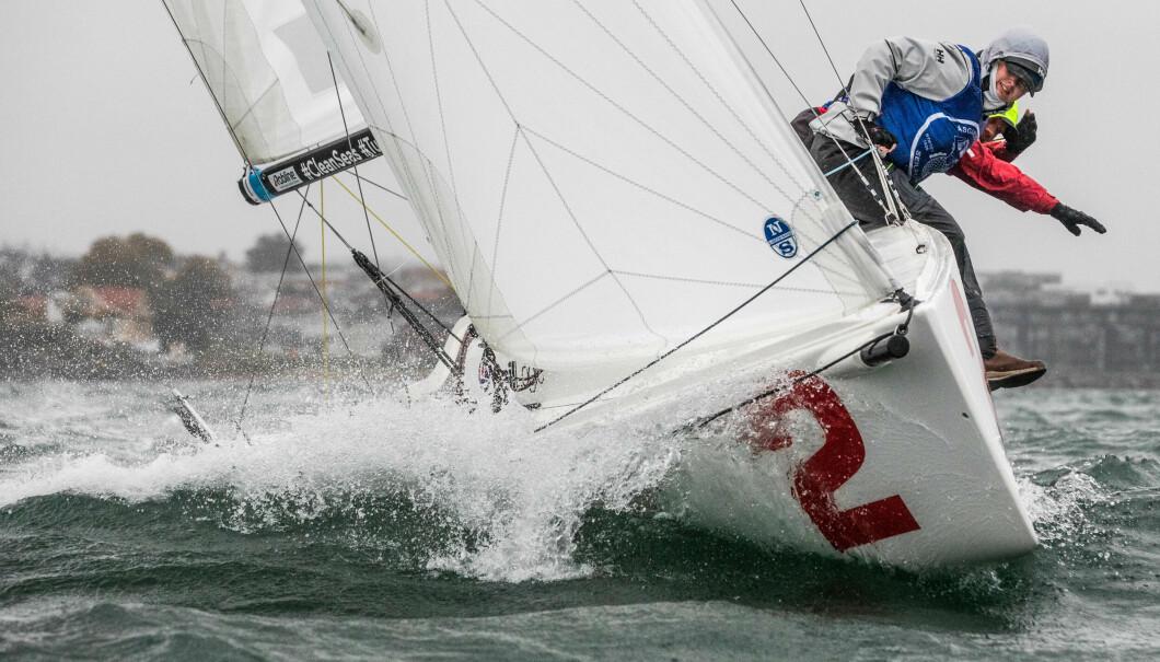 ÅSGÅRDSTRAND: Tøffe tak venter Åsgårdstrand Seilforening som er et av tre norske lag i Sailing Champions League-finalen på Sardinia.