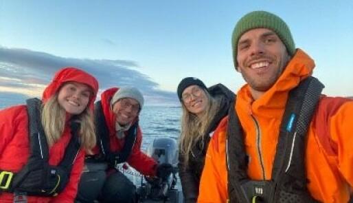 Norskekysten over og under vann