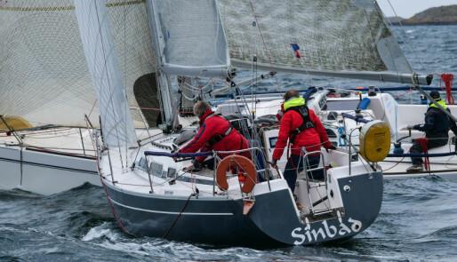 Bærum-seilerne fortsatt på topp