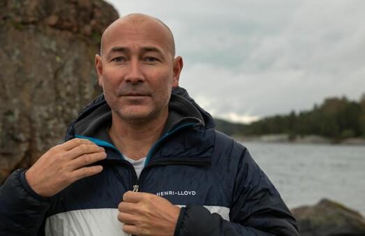 Tim Sandberg ble årets shorthanded-seiler 2021